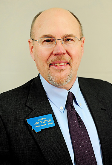 Rep. Art Wittich, R-Bozeman