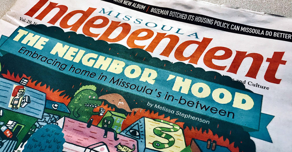 Missoula Independent Staff File Papers to Form a Union   Montana ...