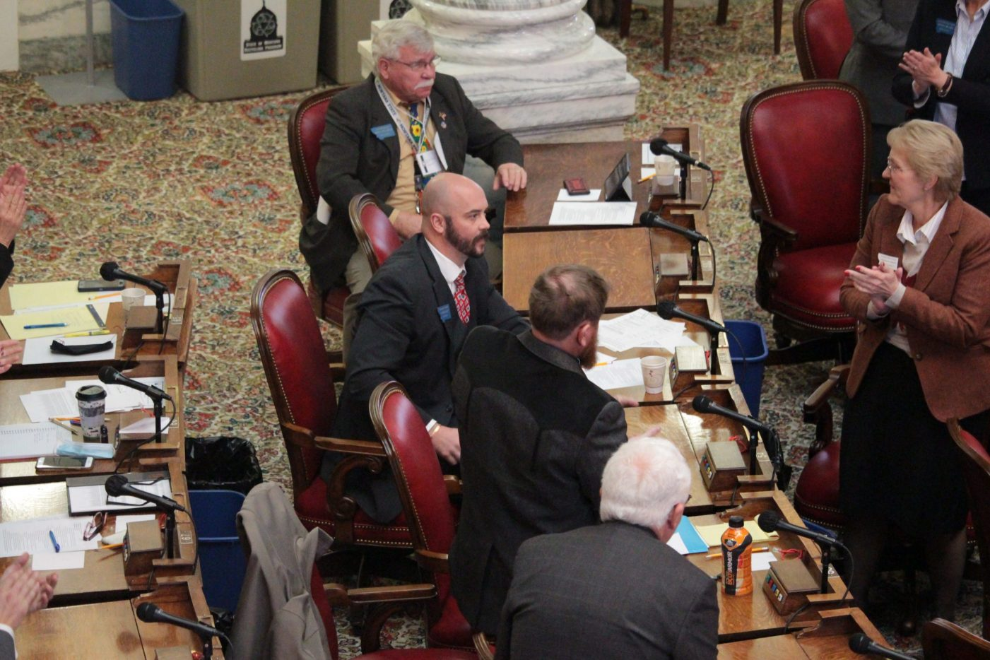 Newly elected lawmakers pick leaders for 2021 session   Montana Free Press