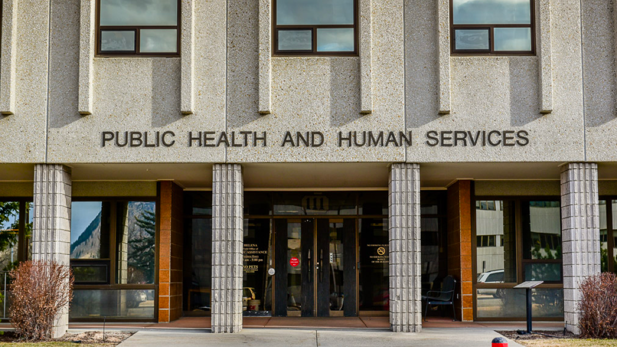 Department of Public Health and Human Services DPHHS