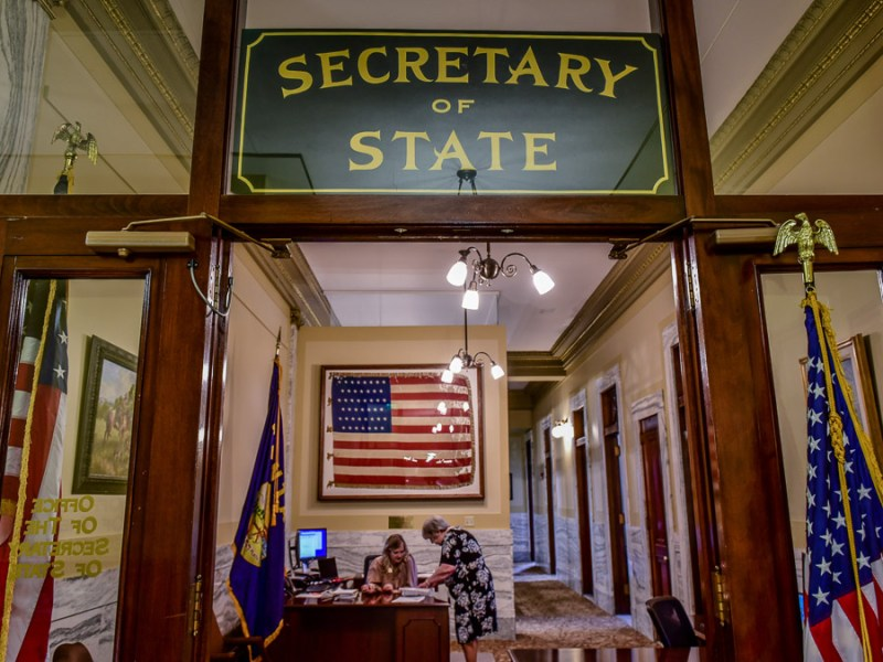Montana Secretary of State Office