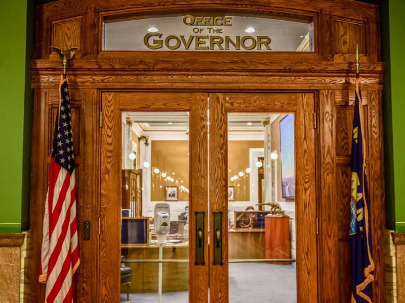Montana governor office
