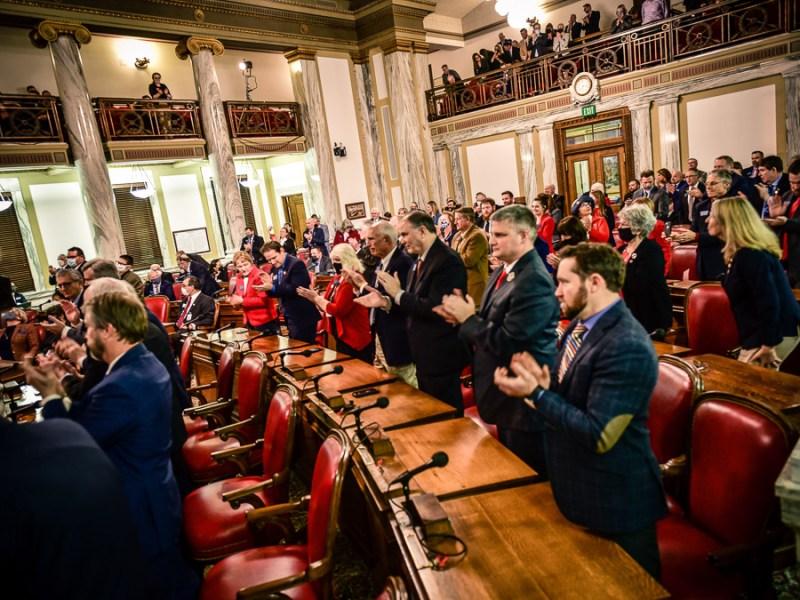Montana Senate Chamber