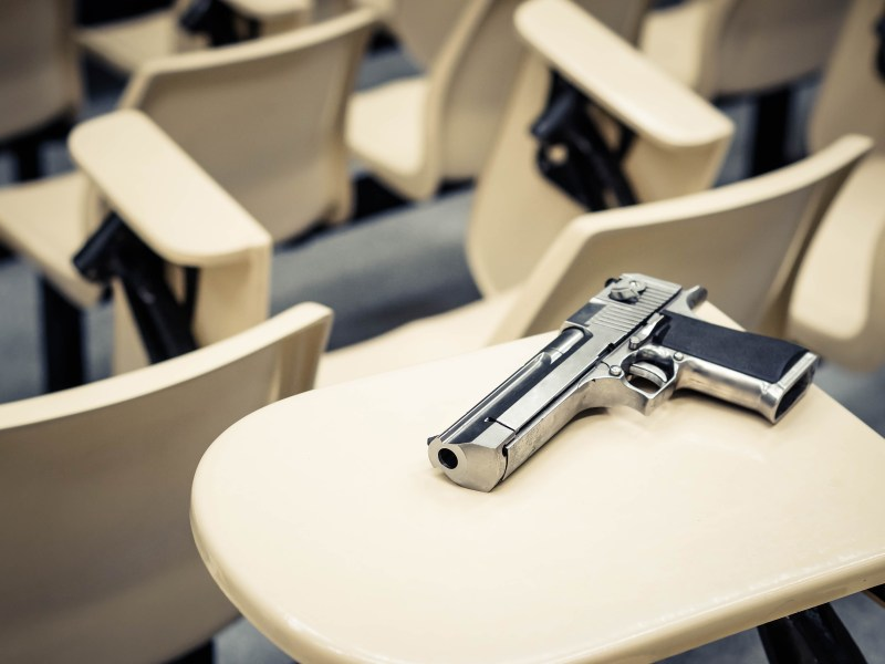 constitutional carry campus gun