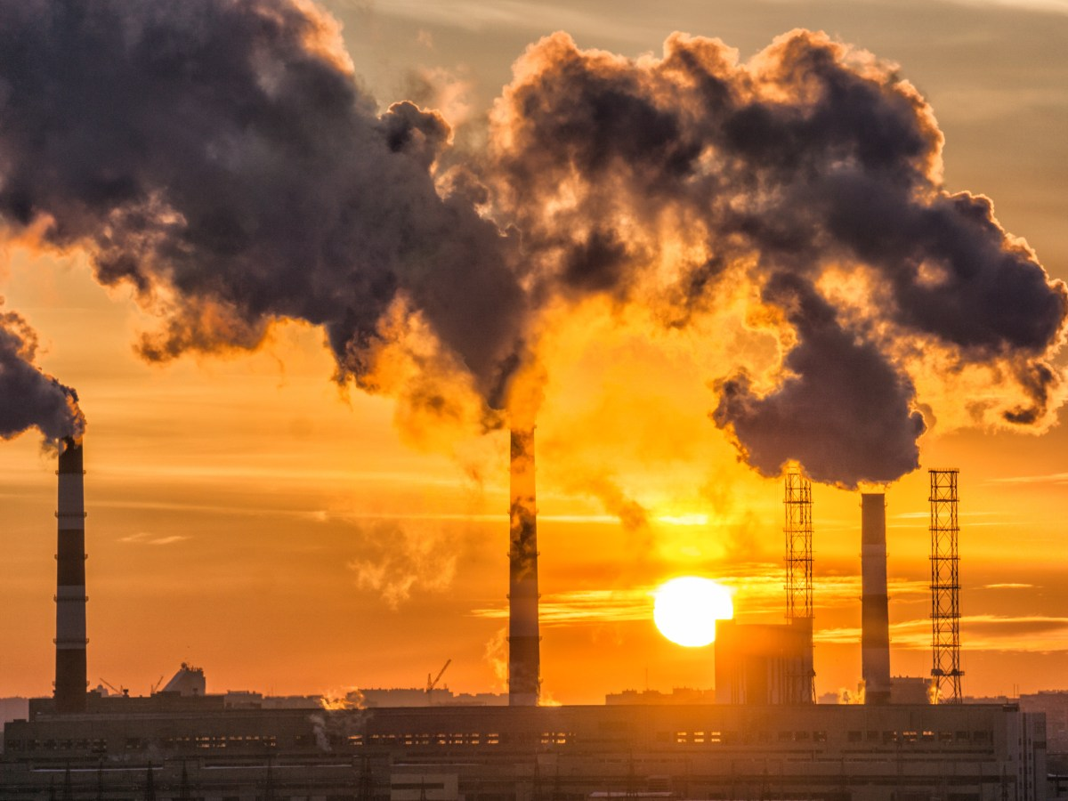 air pollution climate change