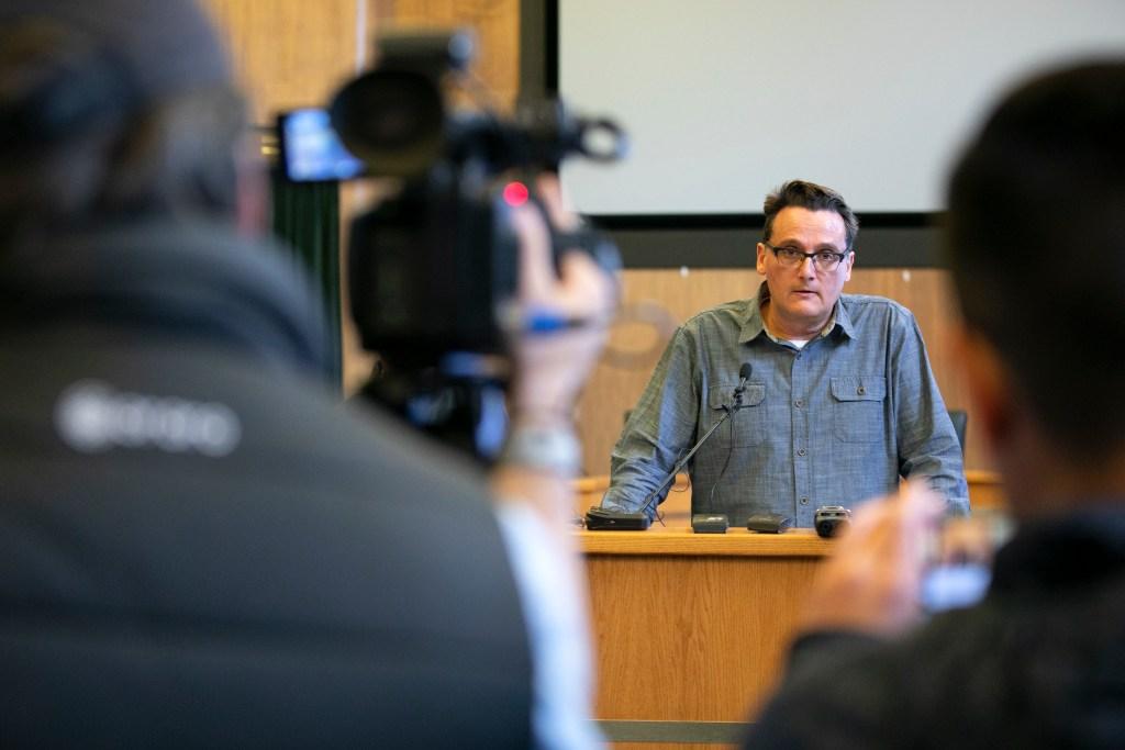 Gallatin County health officer Matt Kelley