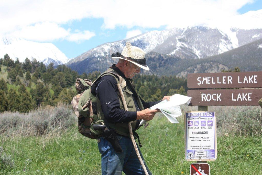 Brad Wilson Friends of the Crazy Mountains Montana